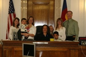 Zack's Adoption Day