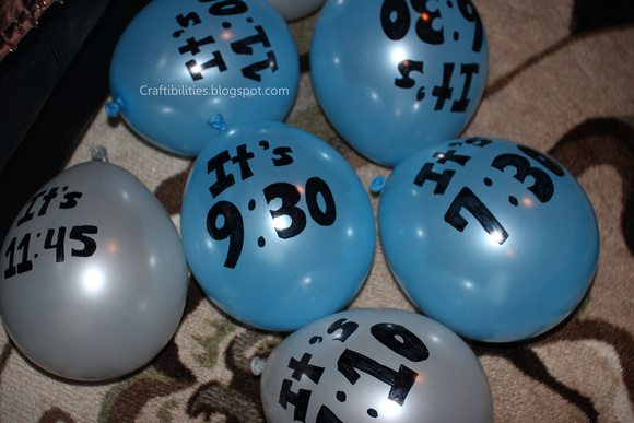 Balloon Pop Countdown