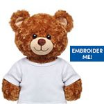 Build a bear with shirt