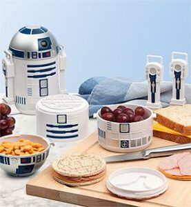 R2D2 Bento Lunch Box