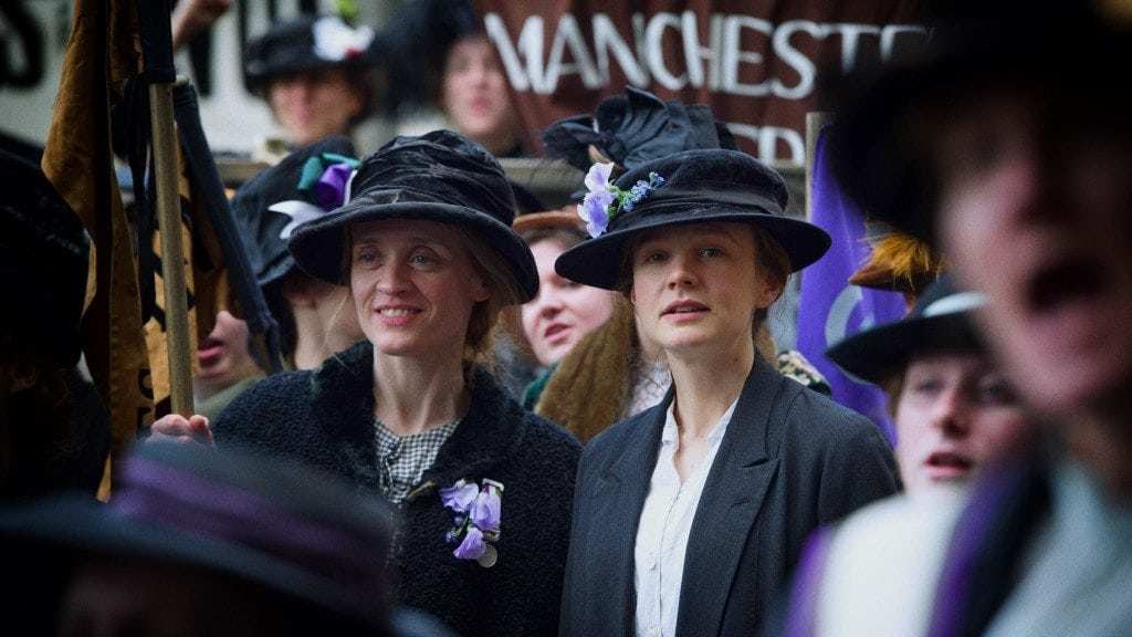 "Image from the movie ""Suffragette"""