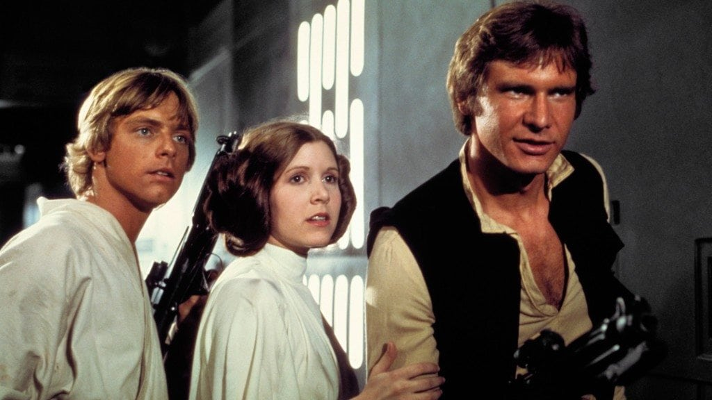 "Image from the movie ""Star Wars"""