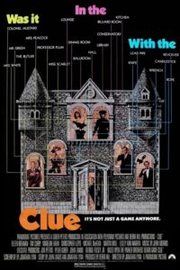 Clue|Jeff Marshall|The Holy Mess