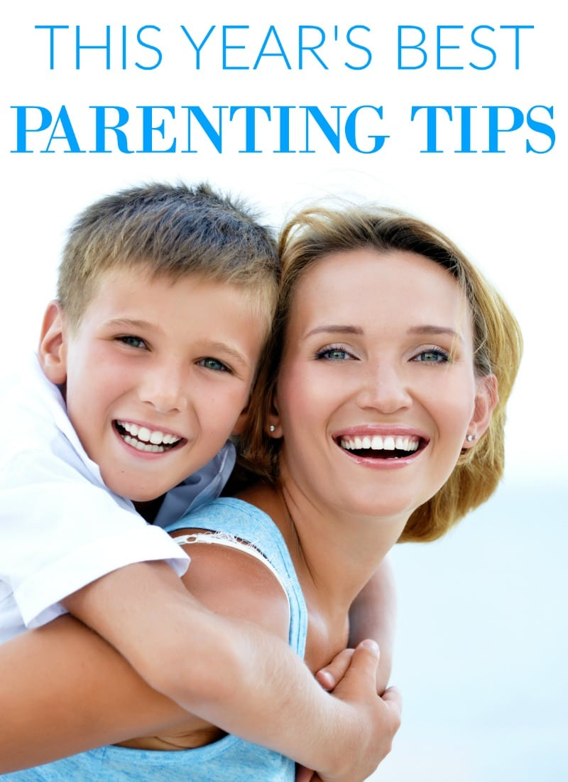 The Best Parenting Tips of the Year|The Holy Mess