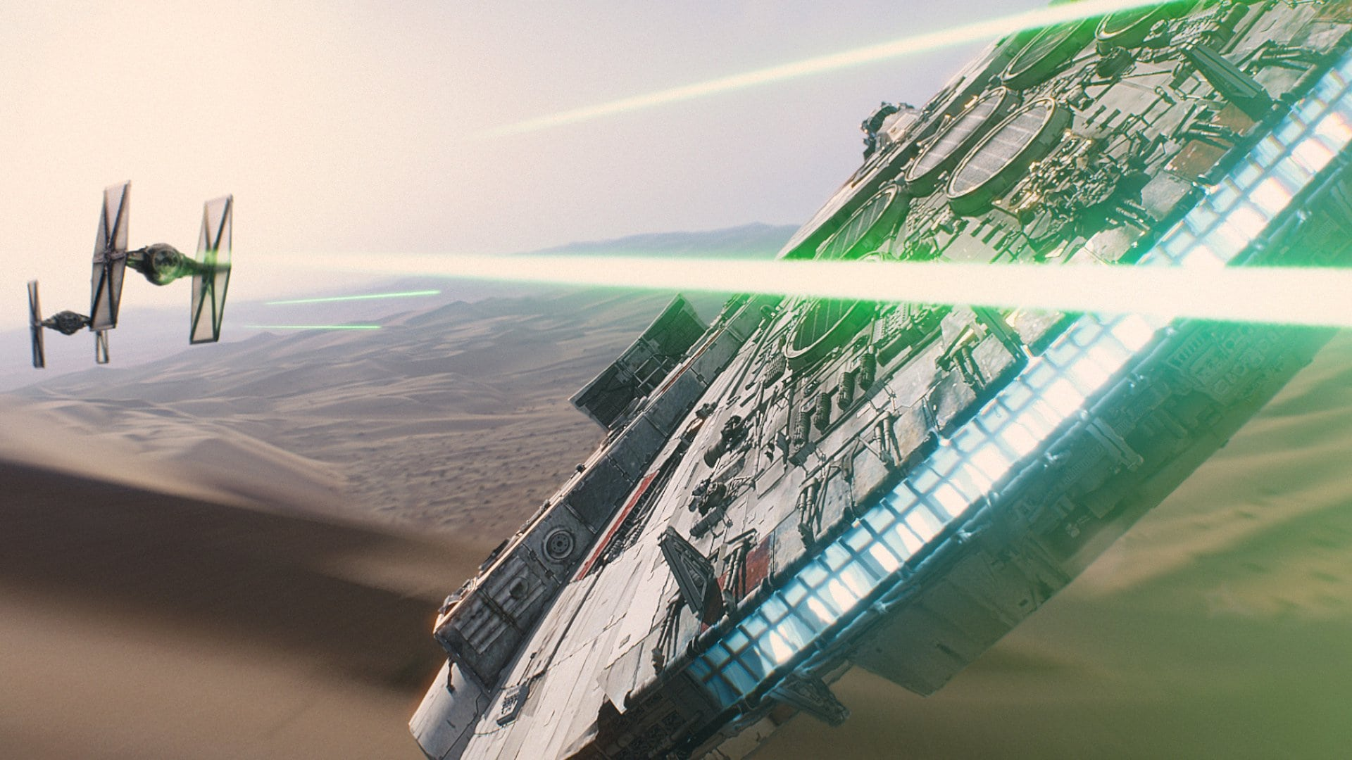 Movie Review of Star Wars: The Force Awakens