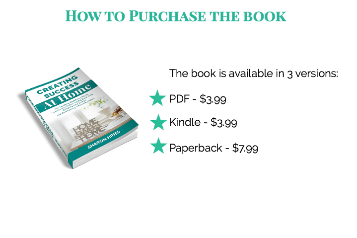 book purchase landing page