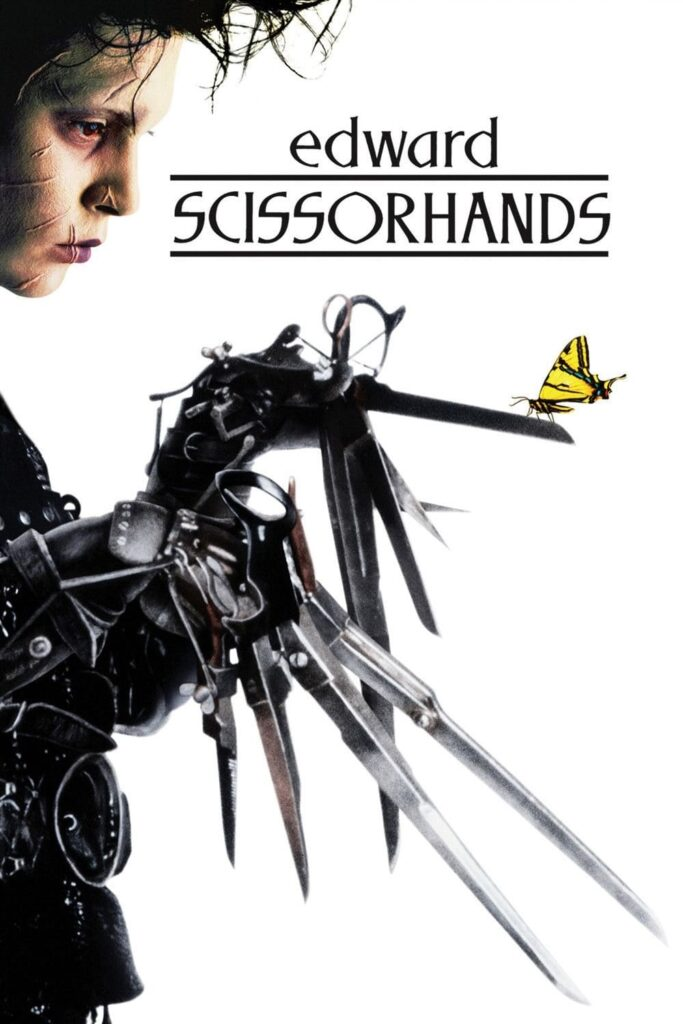 Edward Scissorhands|Jeff Marshall|The Holy Mess