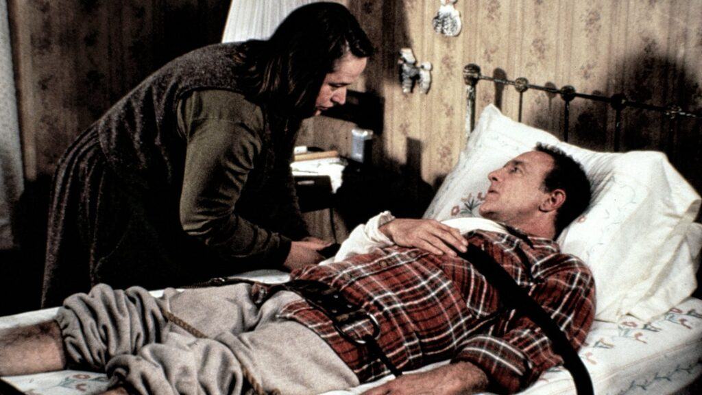 """Image from the movie """"Misery"""""""