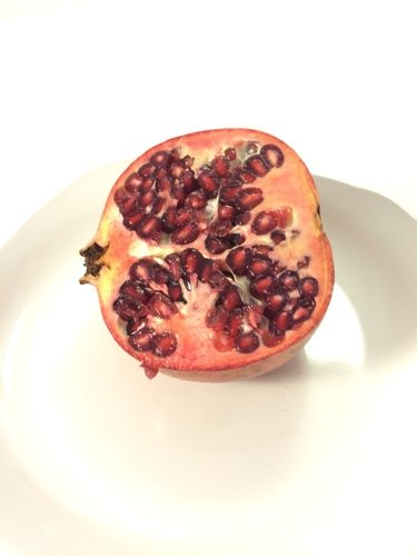 One Minute Trick to Remove Pomegranate Seeds| The Holy Mess