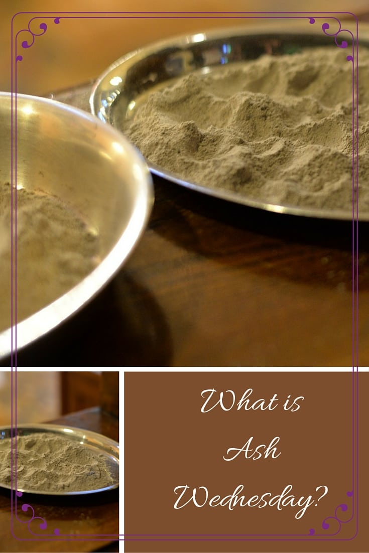 What is Ash Wednesday?|The Holy Mess