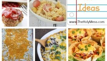 10 Kid Friendly Family Dinner Recipes|The Holy Mess