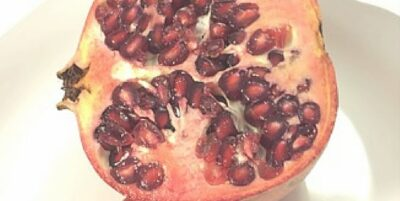 One Minute Trick to Remove Pomegranate Seeds|The Holy Mess