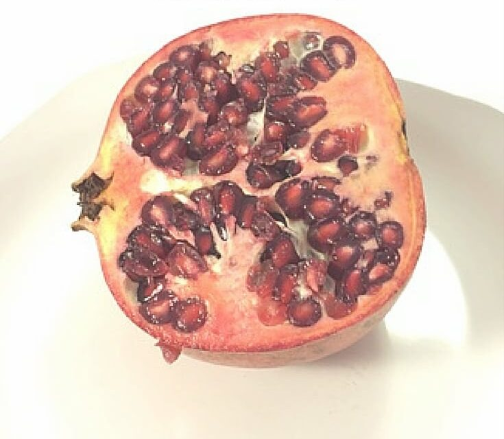 One Minute Trick to Remove Pomegranate Seeds