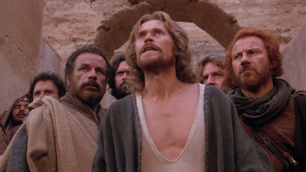 "Image from the movie ""The Last Temptation of Christ"""