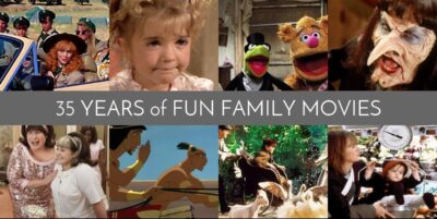 35 Year of Fun Family Movies 1980-1989|Jeff Marshall|The Holy Mess