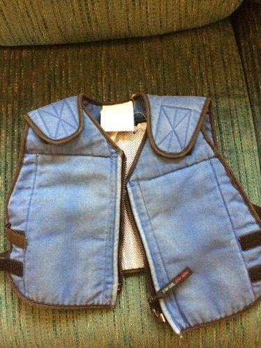 Polar cooling vest for GA1