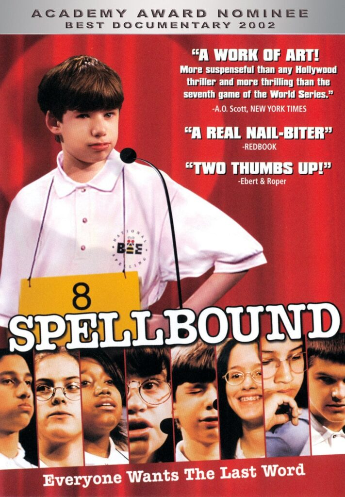 "Poster for the movie ""Spellbound"""