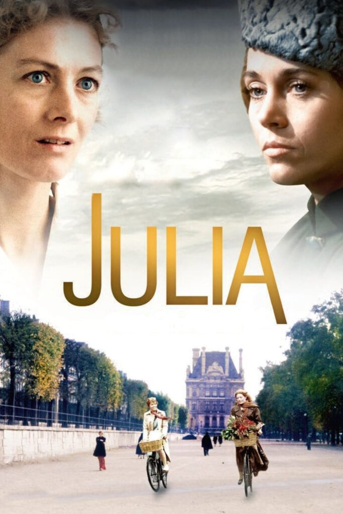 "Poster for the movie ""Julia"""