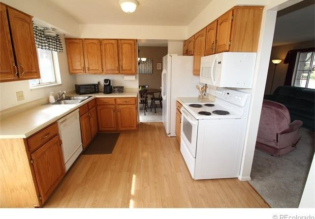 After photo, kitchen