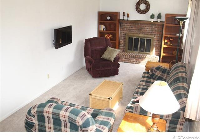 After photo, Family room