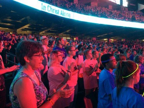 Worship at NYG