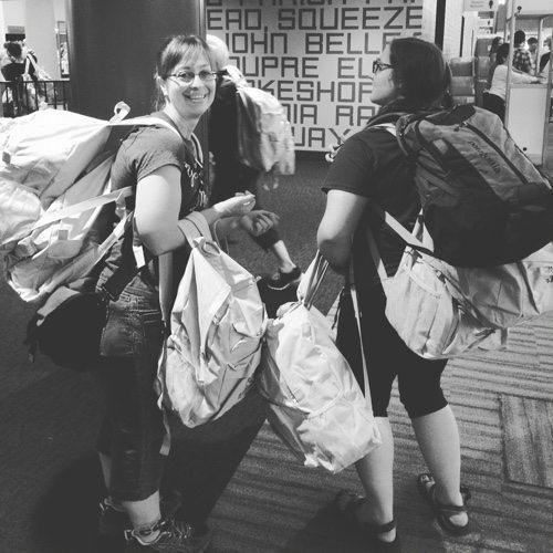 NYG Backpacks