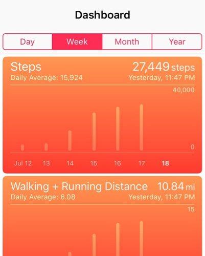 NYG walking