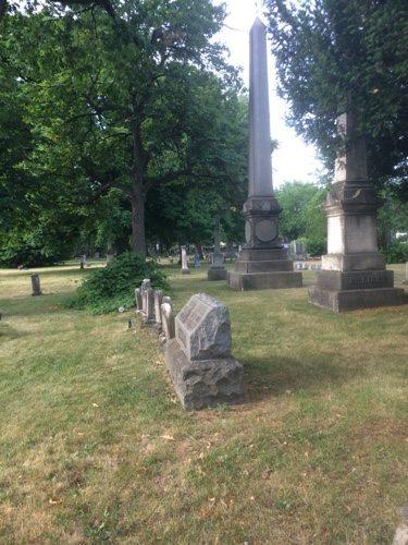 Older cemetery, North Tonawanda