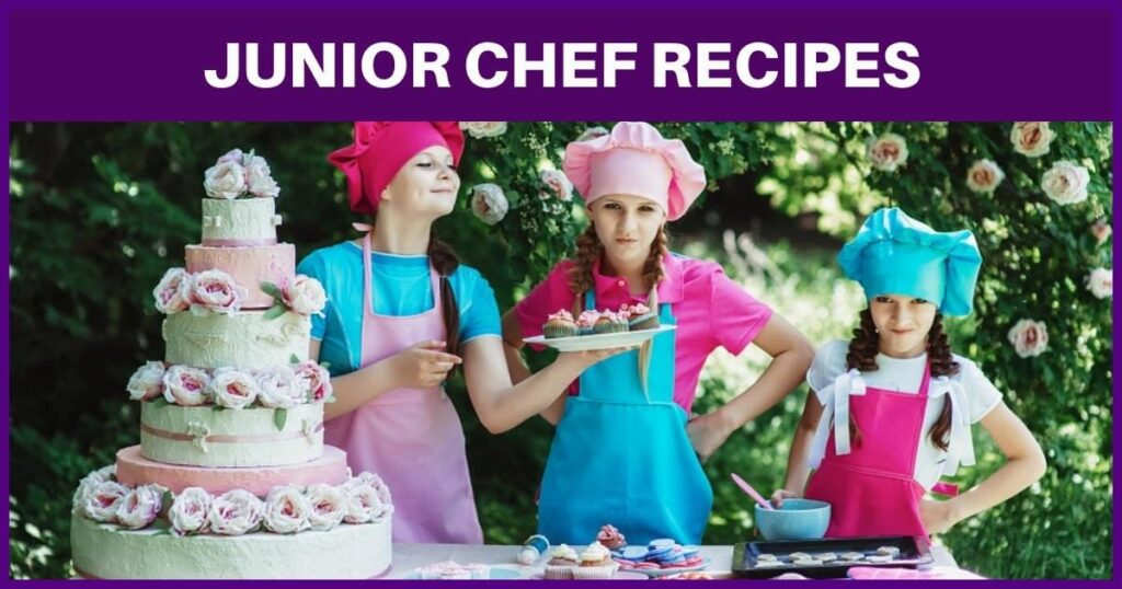 Junior Chef Recipes FB