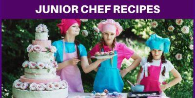 Junior Chef Recipes|The Holy Mess