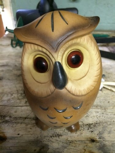 Owl nightlight|The Holy Mess