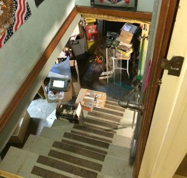 7 lessons learned while cleaning out my parents 39 basement
