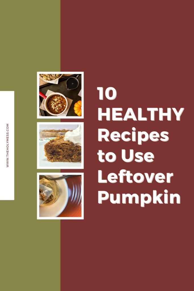 10 Healthy Canned Pumpkin Recipes