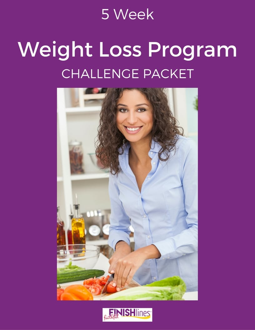 Join our FREE 5 Week Weight Loss Challenge!