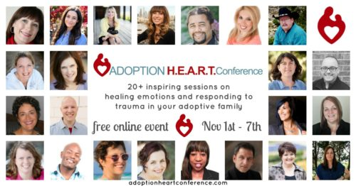 Adoptive and Foster Parents Free Online Conference Just for You