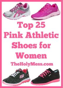 Top 25 Pink Athletic Shoes for Women|The Holy Mess