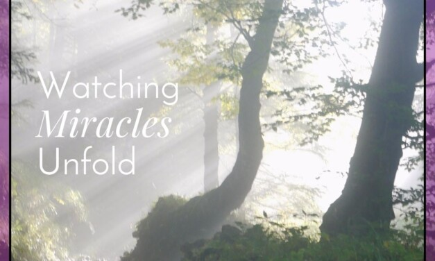 Watching Miracles Unfold