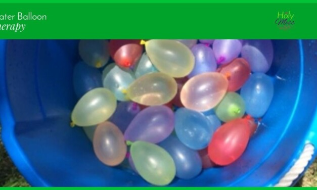 Water Balloon Therapy