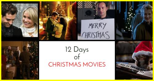 12 Days of Christmas Movies