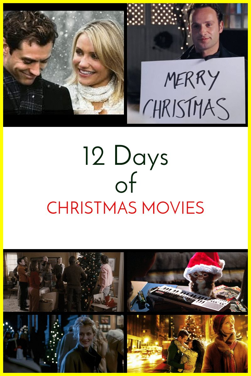 12 Days of Christmas Movies|The Holy Mess