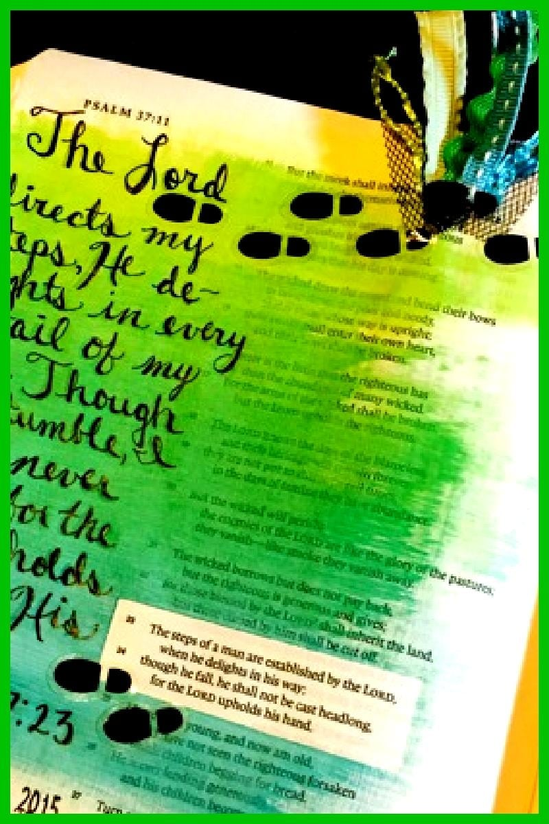 Bible Journaling: Make it Meaningful|The Holy Mess