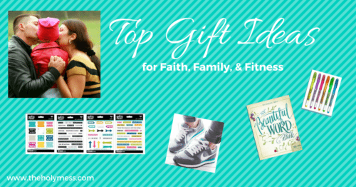 Top Gift Ideas for Faith, Family, and Fitness