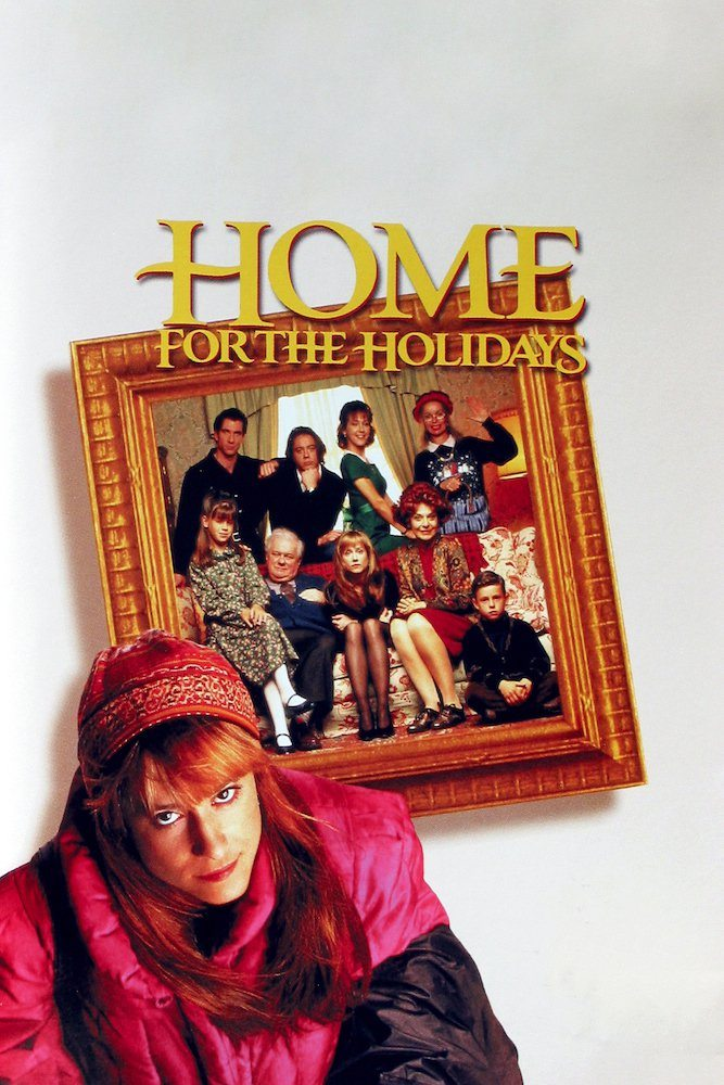 "Poster for the movie ""Home for the Holidays"""