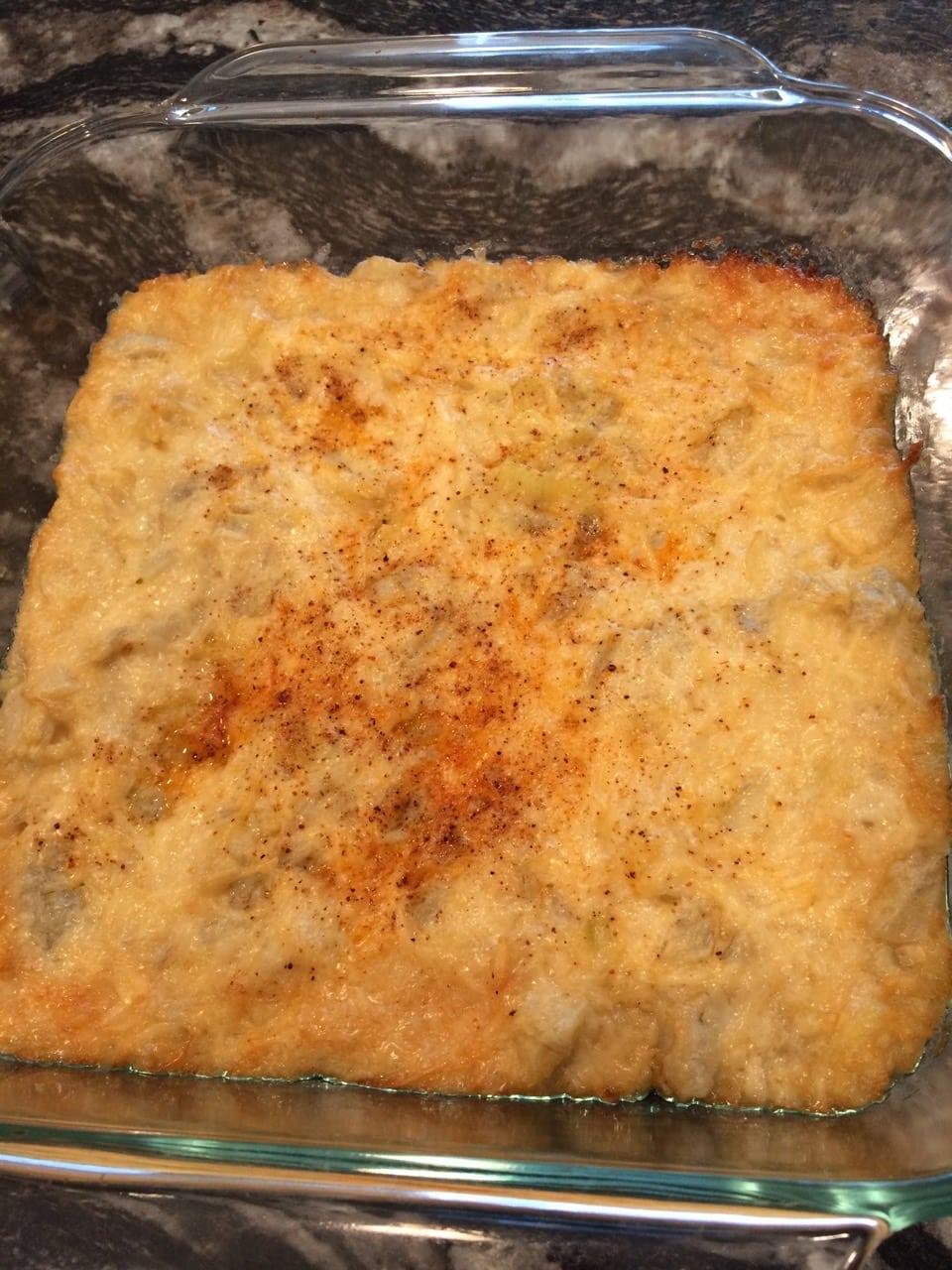 Classic Artichoke Dip Recipe The Holy Mess