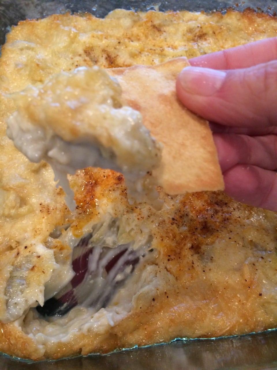 Classic Artichoke Dip Recipe