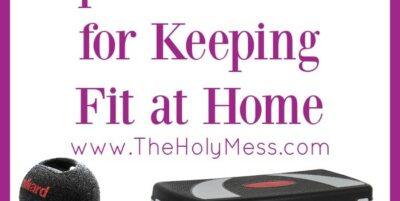 Top 25 Products for Keeping Fit at Home The Holy Mess