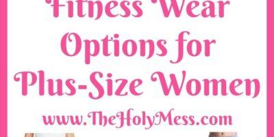 plus size fitness wear