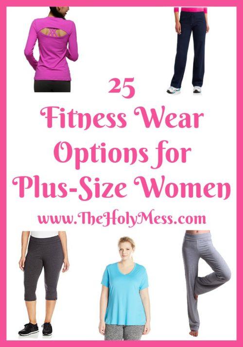 25 Fitness Wear Options for Plus-Size Women