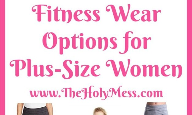 25 Fitness Wear Options for Plus-Size Women