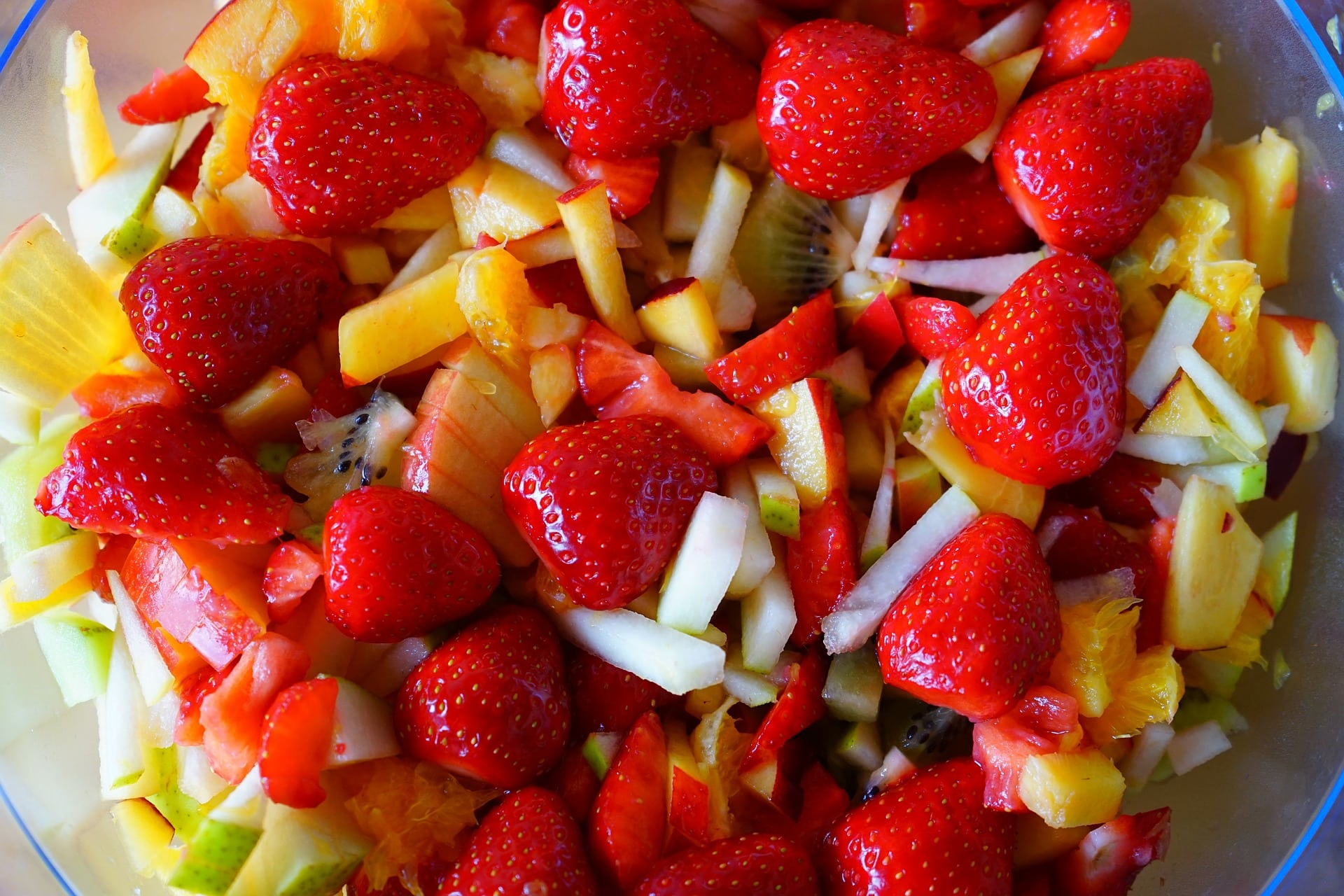 fruit salad|The Holy Mess